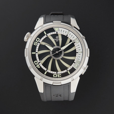 Perrelet Turbine Diver Automatic // A1066/1 // Store Display