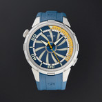 Perrelet Turbine Diver Automatic // A1066/3 // Store Display