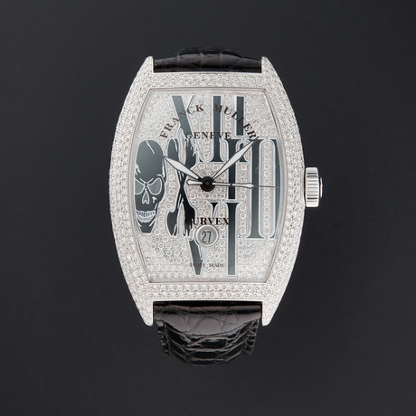 Franck Muller Cintree Curvex Automatic // 8880 SC DT GOTH D CD // Store Display