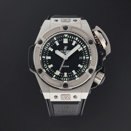 Hublot Big Bang King Power Diver Oceanographic Automatic // 731.NX.1190.RX // Pre-Owned