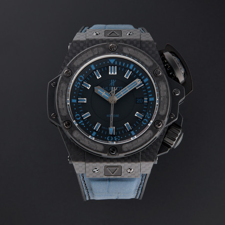 Hublot Big Bang King Power Diver Oceanographic Automatic // 731.QX.1190.GR.ABB12 // Pre-Owned