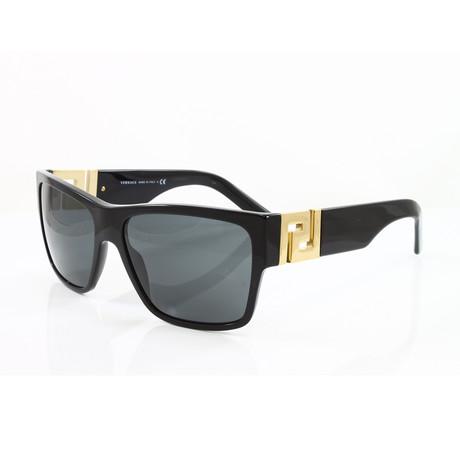 Versace // Men's VE4296 Sunglasses // Black