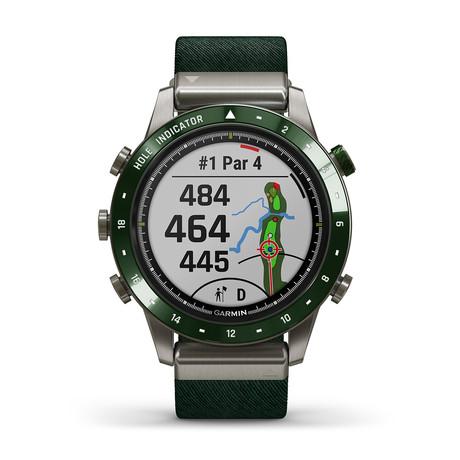 Garmin Marq Golfer Modern Tool Watch // 010-02394-00