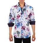 Max Button Up Shirt // Blue (M)