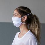 Aizome Mask // White