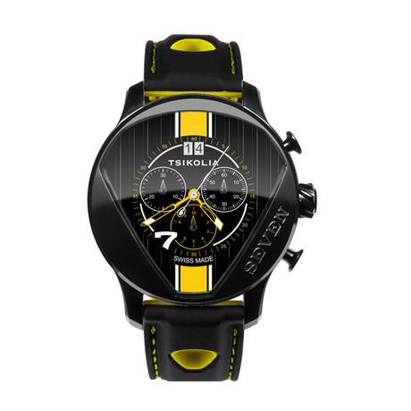 Tsikolia Seven Racing Chronograph Quartz // TW7-3/300-1-19