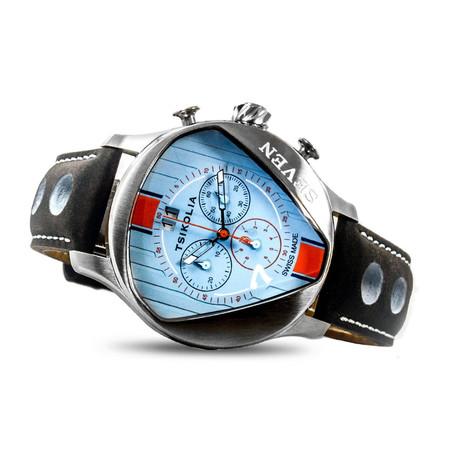 Tsikolia Seven Racing Chronograph Quartz // TW7-2/300-1-19
