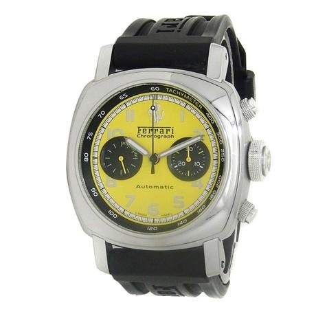 Panerai Ferrari Granturismo Chronograph Automatic // FER00011 // Pre-Owned