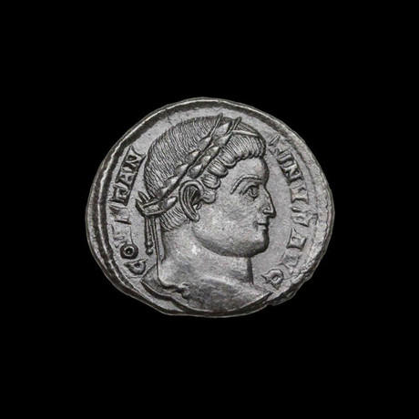 Roman coin of Constantine the Great // Near Mint State!