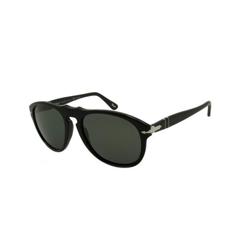 Men's Original 649 Polarized Sunglasses // Gloss Black + Green