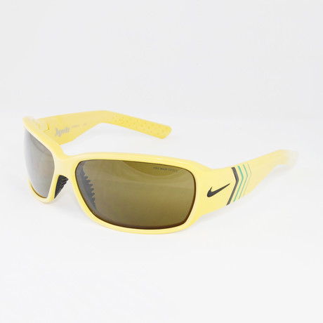 Men's EV9318-701 Ignite Sport Sunglasses // Varsity Maize