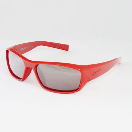 Unisex EV0571-606 Brazen Sport Sunglasses // Crimson