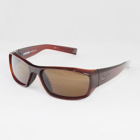 Unisex EV0571-802 Brazen Sport Sunglasses // Fire Pit