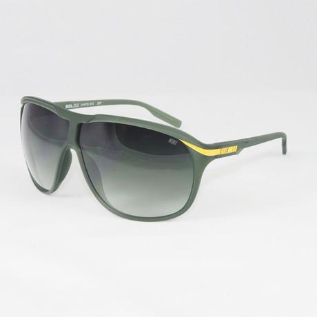 Unisex EV0721-373 MDL215 Sport Sunglasses // Matte Pine Green