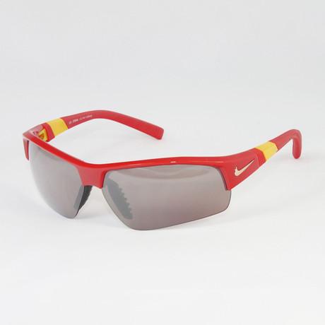Unisex EV0715-670 Show X2 Pro Sport Sunglasses // Comet Red