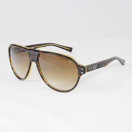 Unisex EV0725-272 MDL235 Sport Sunglasses // Tortoise + Crystal Amber