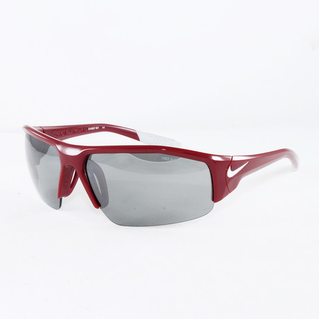 Unisex EV0857 Sport Sunglasses // University Red