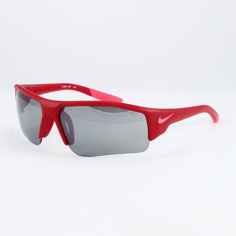 Men's EV0900-600 Sport Sunglasses // Matte Gym Red + Bright Crimson