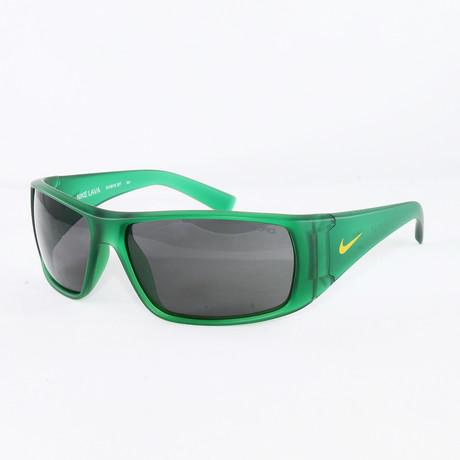 Men's EV0818 Sport Sunglasses // Matte Pine Green