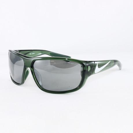 Men's EV0955 Sport Sunglasses // George Green + White