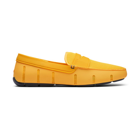 Penny Loafer // Gold + Fusion + Gray (US: 7)