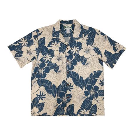 Lanai Shirt // Blue (Small)