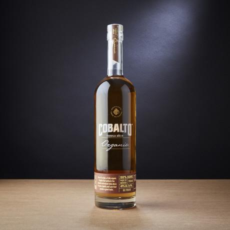 Cobalto Añejo Organic Tequila // 750ml