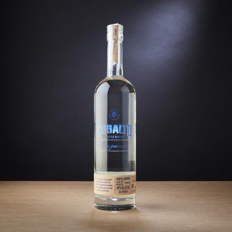 Cobalto Blanco Organic Tequila // 750ml