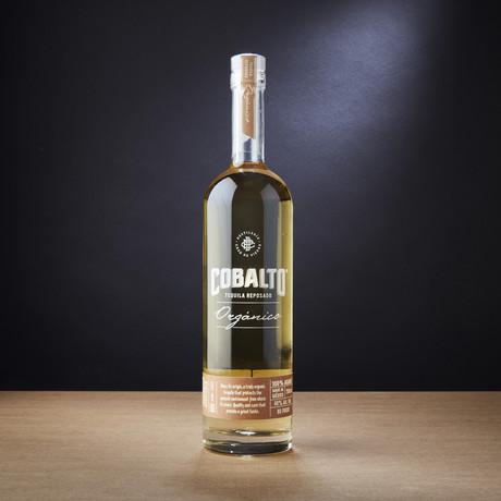 Cobalto Reposado Organic Tequila // 750ml