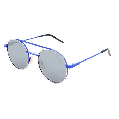 Men's 0221 Sunglasses // Blue