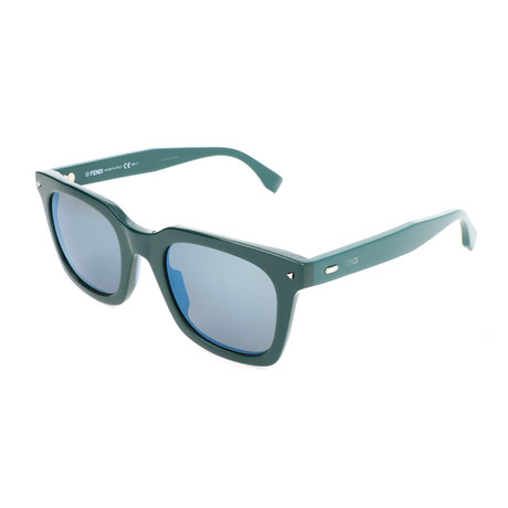 Men's 0216 Sunglasses // Green