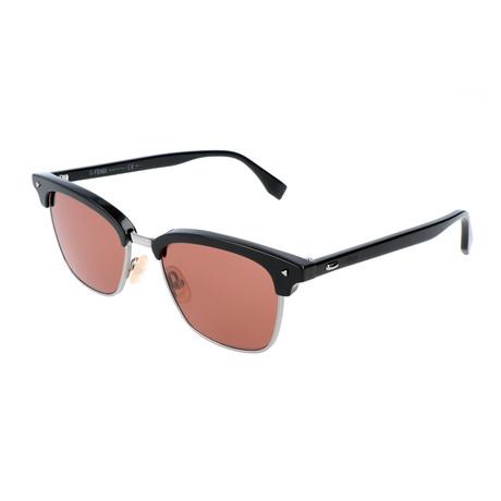 Men's M0003 Sunglasses // Black