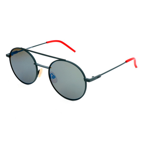 Fendi // Men's 0221 Sunglasses // Black