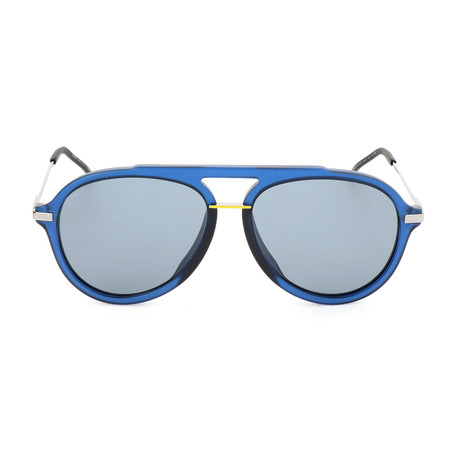 Men's M0011 Sunglasses // Blue
