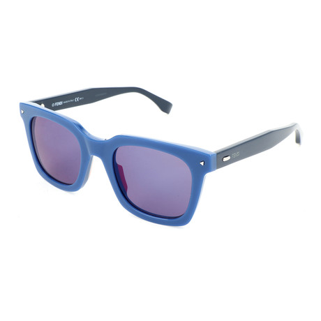 Men's 0216 Sunglasses // Blue