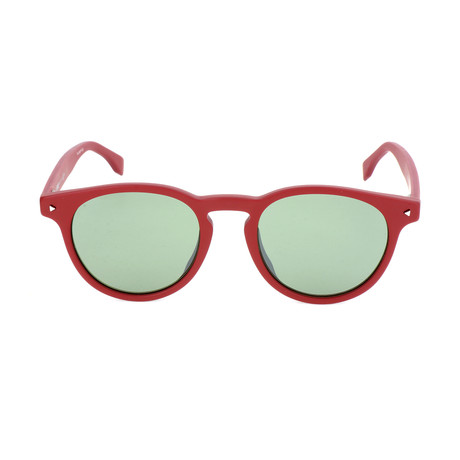 Men's M0001 Sunglasses // Red