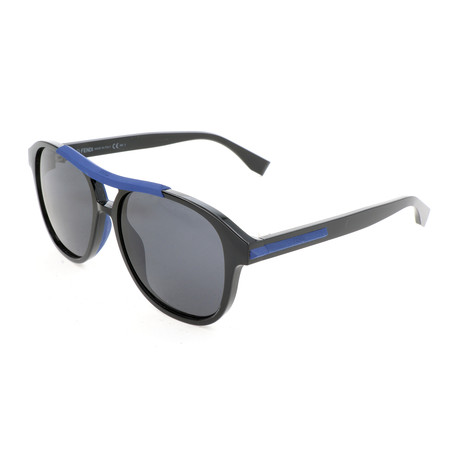 Men's M0026 Sunglasses // Black