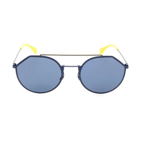 Men's M0021 Polarized Sunglasses // Blue