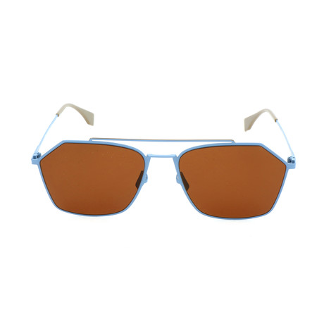 Men's M0022 Sunglasses // Azure