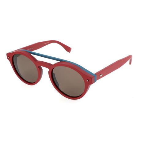 Men's M0017 Sunglasses // Red