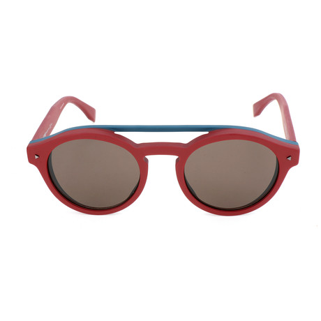 Men's M0017 Sunglasses // Red
