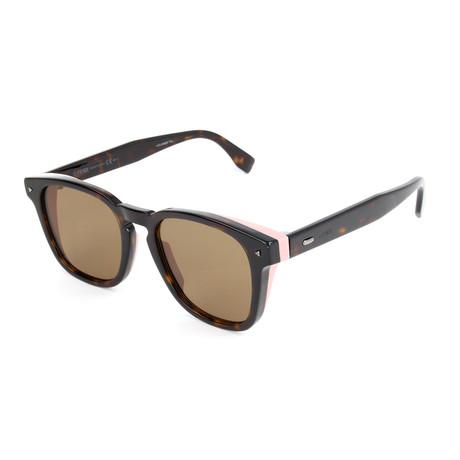 Men's M0018 Sunglasses // Dark Havana