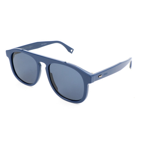 Men's M0014 Sunglasses // Blue