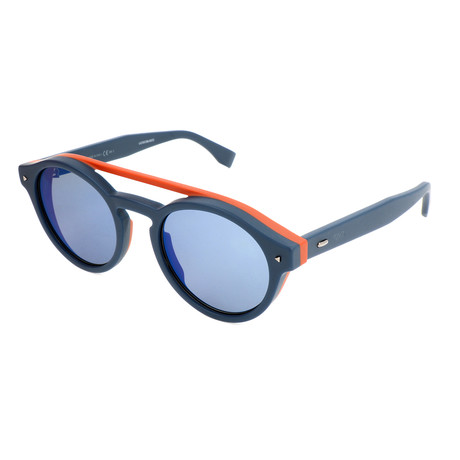 Men's M0017 Sunglasses // Blue