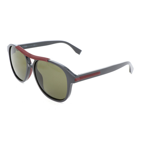 Men's M0026 Sunglasses // Gray