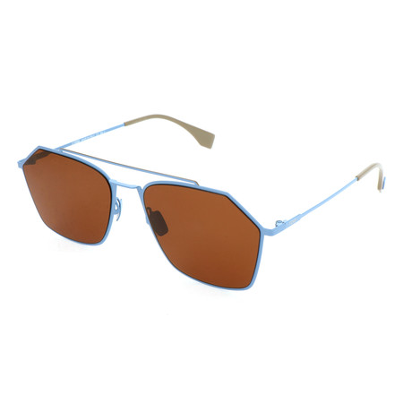 Men's M0022 Sunglasses // Blue