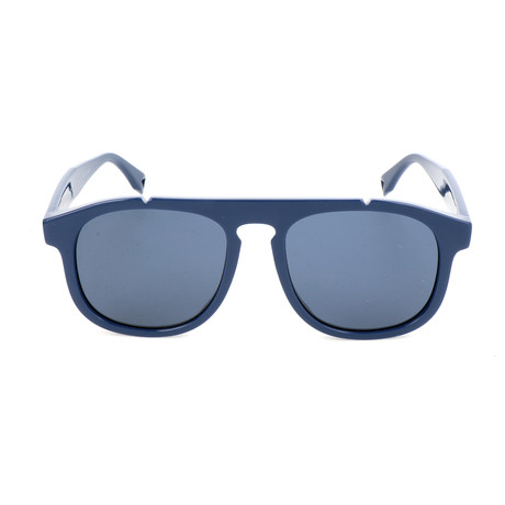 Men's M0014 Sunglasses // Blue