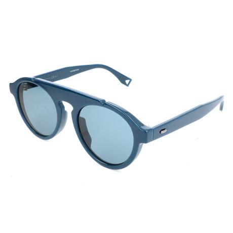 Men's M0013 Sunglasses // Teal