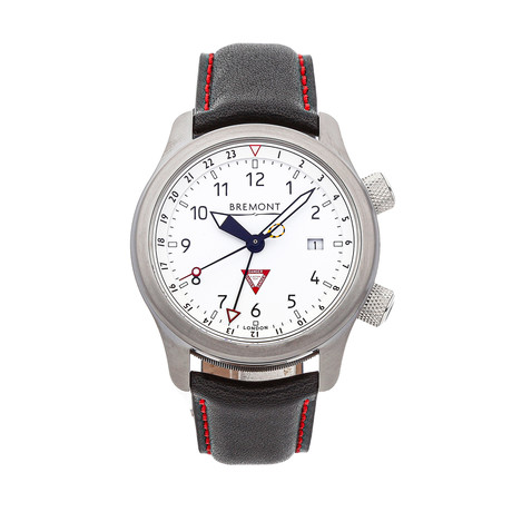 Bremont MBIII 10th Anniversary Automatic // MBIII-WH-LE // Pre-Owned