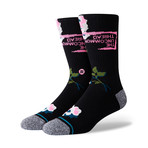 Mundus Novus Socks // Black (M)